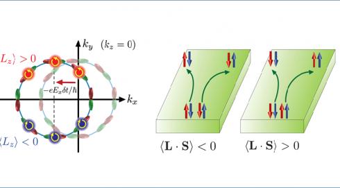 [이현우 교수 연구실]Intrinsic Spin and Orbital…